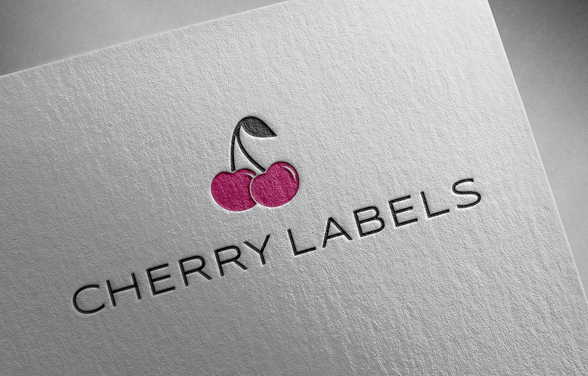 Cherry Labels low